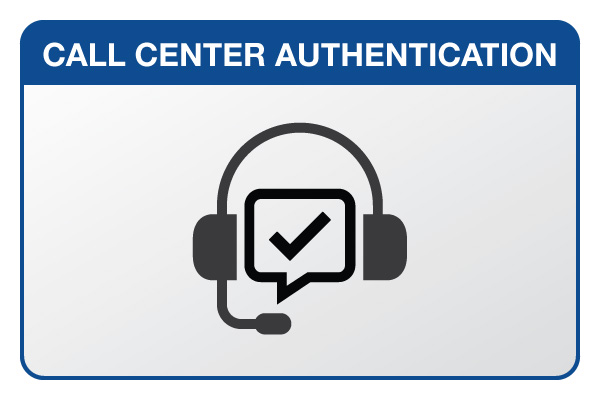 Call Center Authentication