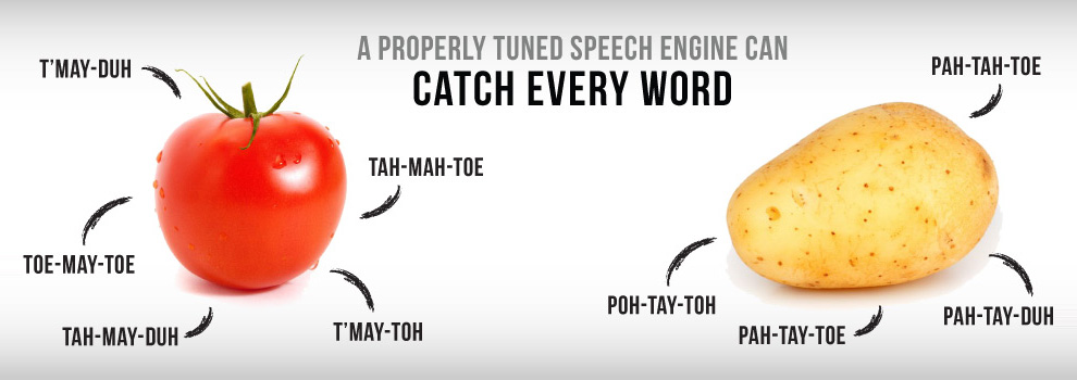 Speech Tuner Features